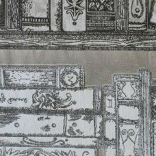 Curtains-Upholstery ARCHIVA Smoke