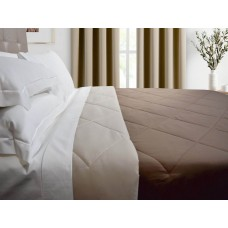 Blanket 999 Microfiber Chocolate - Beige 2 sides
