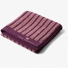 Jacquard Towel 100-273 Purple 2 dimensions