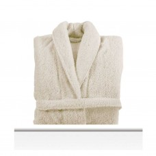 Bathrobe Long Double Loop Natural