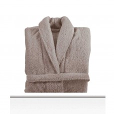Bathrobe Long Double Loop Stone