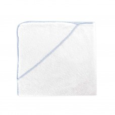 Baby Towel Contour Bc Baby Blue