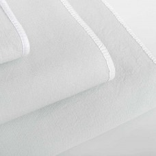 Towel Double Tone Silver