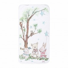 Baby Towel Wood Multi_1