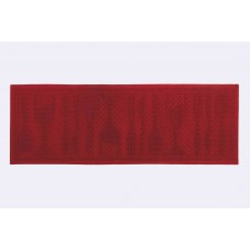 Kitchen Rug Grill Red