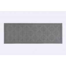 Kitchen Rug Traditional Magnetic Grey