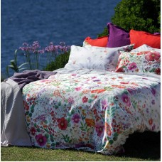 Bedspread Camp Fleuri Light