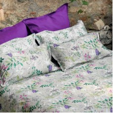 Bedspread Meadows Grande Gray