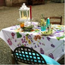 Tablecloth Mammola White