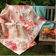 Table Toppers Aquarius Linen