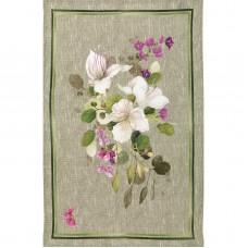 Towel Biscondola Verde