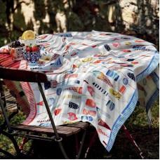 Tablecloth Brivido White