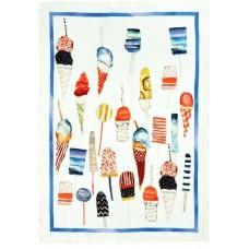 Towel  Brivido Blu