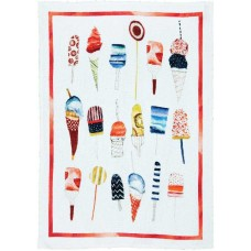 Towel  Brivido Rosso