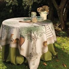 Tablecloth dop Linen