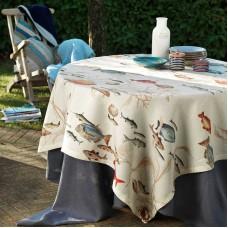 Tablecloth La_mer Linen