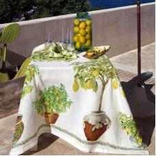 Tablecloth Limonaia Cream