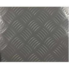 Laminar Plastic Floor D.Grey 1.00mm