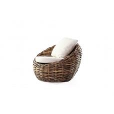 Round Chair Armchair Cirebon (90x90x64) Soulworks 0100019