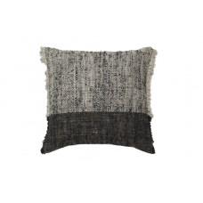 Decorative pillow Meren Gray / Black (60 × 60) 0620007