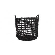 Basket Twisted Water Black L (40 × 35-40) Soulworks 0510023