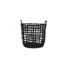 Basket Twisted Water Black M (35 × 30-35) Soulworks 0510024
