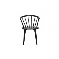 Wishing Black Dining Chair (54x52x77) Soulworks 0600003
