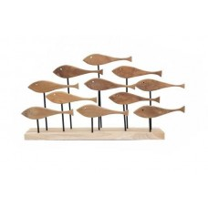 Decorative Stand Fishtery (60x11x35) Soulworks 0490117