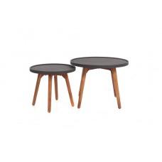 Bardo side table set (60 × 45) & (45 × 40) 0070001
