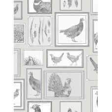 Wallpaper AVEM Sepia