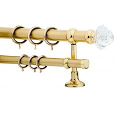Curtain Rod Gold Mat F35 534