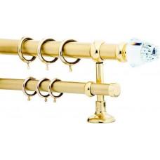 Curtain Rod Gold Mat F35 538