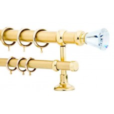 Curtain Rod Gold Mat F35 538A