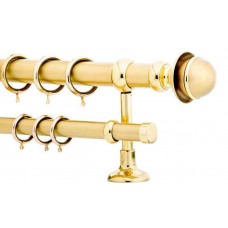 Curtain Rod Gold Mat F35 541