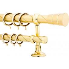 Curtain Rod Gold Mat F35 580