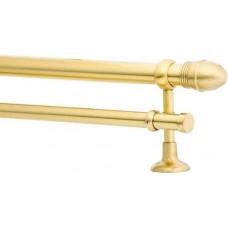 Curtain Rod Gold Mat F35 600