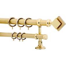 Curtain Rod Gold Mat F35 601