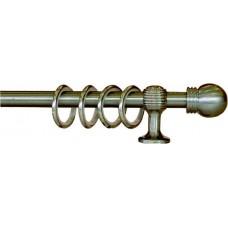 Curtain Rod Brass F16 660