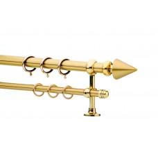 Curtain Rod Gold Mat F25 525