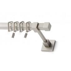 Curtain Rod Nickel Mat Cooper T20