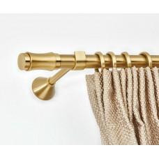 Curtain Rod Gold Mat Giorgia F25
