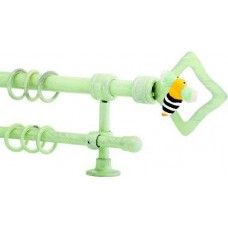 Childish Curtain Rod F19 544 Green