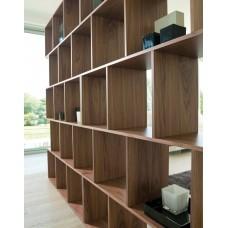 Bookcase Alberta 120x30x118