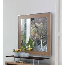 Mirror chromed Asso 100×100