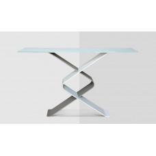Console Glass Top Delizia 110x35x84