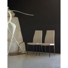 Chair Altea Varnished Oak 45x50x99