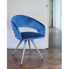 Chair Arena Matt laquered wood 49x45x84