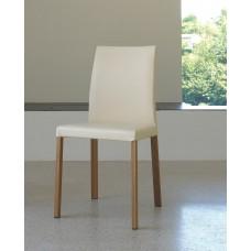 Chair Barby chromed legs 44x47x91