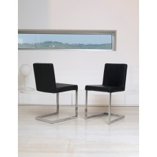 Chair Basic varnished legs 41x48x79