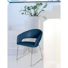 Chair Karina varnished legs 56x60x78
